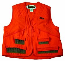 NEW GameHide Pheasant Vest Blaze Orange 3A0 OR-XXL 2X