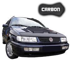 Haubenbra VW Passat B4 CARBON Hood Bonnet Bra Steinschlagschutz Tuning NEU