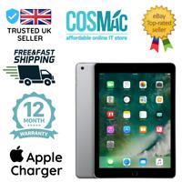 Apple iPad 5th Gen 128GB WiFi Only (Unlocked) 9.7in Space Grey A Grade Apple Box