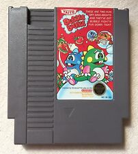 Bubble Bobble (Nintendo Entertainment System, 1988) NES *Cleaned & Tested*