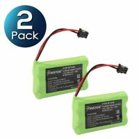 2x Uniden BT-446 Battery For Home Phone Cordless Phone