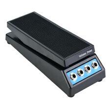 Daphon DF1511A Stereo Sound Guitar Volume Pedal DJ Guitar Effect Pedal Black