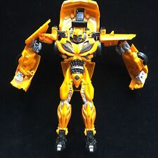 Transformers Age Of Extinction Flip et Changer-Bumblebee Camaro Jaune A7104 UK