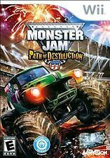 Monster Jam: Path of Destruction (Nintendo Wii, 2010)