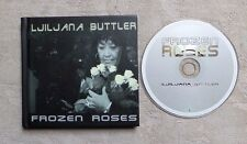 "CD AUDIO MUSIQUE / LJILJANA BUTTLER ""FROZEN ROSES"" CD ALBUM BOOK 10T 2009 JAZZ"