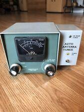 Heathkit HM-102 RF POWER / SWR Meter With Antenna Tuner?