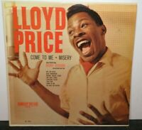LLOYD PRICE COME TO ME (VG+) G-1910 LP VINYL RECORD