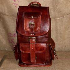 Leather-Backpack-Bag-Men-Laptop-S-Travel-Vintage-All-Large-Hiking-Satchel-Brow