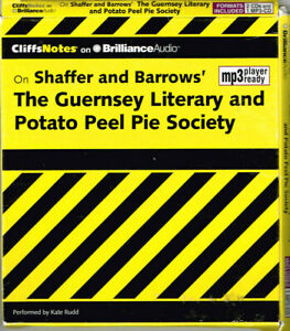 CliffsNotes Ser.: The Guernsey Literary and Potato Peel Pie Society by Elizabeth