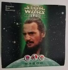 star wars episode gumgan sub squirter taco bell kfc pizza hut toys new