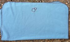 Genuine Quinny Buzz  FLEECE BLANKET for PRAM CARRYCOT Blue