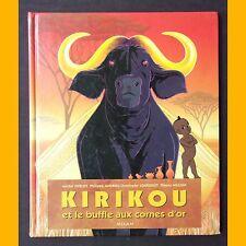 KIRIKOU ET LE BUFFLE AUX CORNES D'OR Michel Ocelot 2003
