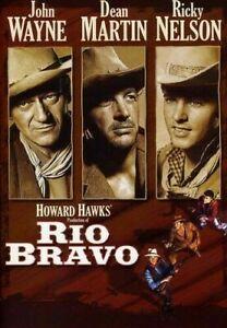 Rio Bravo DVD John Wayne New and Sealed Australia