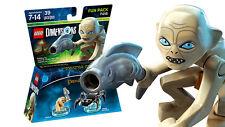 Lego Dimensions Fun Pack Il Signore degli Anelli - Gollum NUOVO SIGILLATO