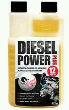 Diesel Power Plus Car,Van,Engine Fuel Additive Injector System Cleaner 473ml