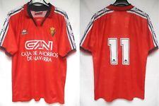 Maillot n°11 OSASUNA 1998 KAPPA vintage camiseta shirt trikot jersey L