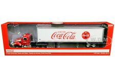 """TRUCK TRACTOR W/ 53' TRAILER """"DRINK COCA-COLA"""" 1/50 BY MOTORCITY CLASSICS 450025"""
