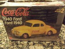 Model Kit 1:25 Ford 1940 Coca Cola skill 2