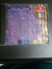 Music From Cream Cd Music For Players And Digital Media Brand New Sealed