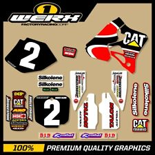 HONDA CR125 1991-2007 CR250 1990-2007 CR500 1991-2001 HONDA CAT 97 GRAPHICS