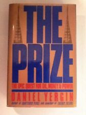 The Prize: Epic Quest for Oil, Money and Power,Daniel Yergin