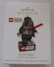 Hallmark 2011 Lego Star Wars Darth Vader Christmas Keepsake Ornament