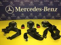GENUINE MERCEDES SPRINTER Seat Belt Set Right+Middle+Left 2006/2017