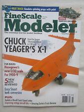 FINE SCALE MODELER 10/2003 BELL X-1 FW 190D-9 US COAST GUARD TANEY M5A1 STUART