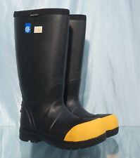 BOGS FOOD PRO ST TAL Insulated Waterproof Steel Toe Dairy Muck Boots Sz 4