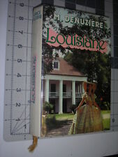 LOUISIANE Maurice Denuziere RARE 1st Edition/HC French 1982 HTF in Hardcover