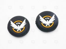 2x Division PS4 Thumb Grips Caps SHD Covers Switch Pro/Xbox 360 Controller/PS3