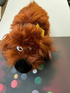 """Ty 9"""" Duke The Secret Life of Pets Plush New with tags"""