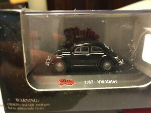 Malibu International Model Collection -1:87 HO- Black  Volkswagen NIB