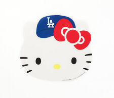 Sanrio Officially Licensed MLB Hello Kitty Los Angeles Dodgers Optical Mouse Pad