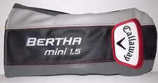 Callaway Golf Bertha mini 1.5 driver headcover multicolor New Free Shipping