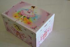 Girls Ballerina Jewellery Music Box, Ballet Dancer New Ideal xmas Gift! unwanted
