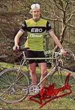 Marc meernhout team ebo signed autograph cyclisme cycling signed Cinzia bike bike