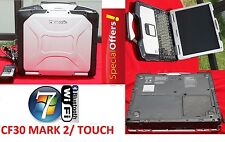 PANASONIC CF-30 L7500 2 DUO 1.6GHZ/ TOUCH/ BT//DVD/ WIN7 /250GB / 3GB RAM