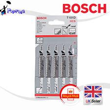 NUOVO Originale Bosch T101D HCS 10 ~ 45mm di pulizia per wood-5 lame MADE IN SVIZZERA