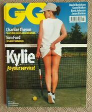 GQ 133 July 2000 Kylie Minogue nude Terry Richardson