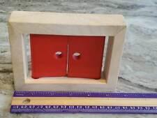 Constructive Playthings Wooden WINDOW Building Blocks ~ Developmental Wood