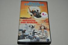 VHS - Blue Thunder Das fliegende Auge - Aufstand der Rivalen - Videokassette