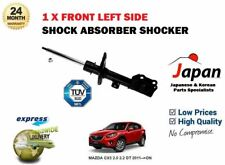 FOR MAZDA CX5 CX-5 AWD 2011--> NEW 1X FRONT LEFT SIDE SHOCK ABSORBER SHOCKER
