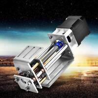 Z-eje 60mm Lineal Movimiento Deslizante Guía Carril para CNC Máquina de Grabado