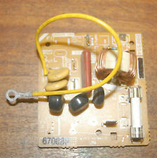 MICROWAVE MAINS NOISE FILTER PCB MODULE 6700BP, E64036700GP, 4419, NF554