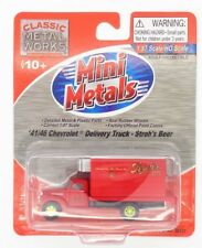 Classic Metal Works #30331 '41/'46 Chevy Truck Stroh's HO Scale