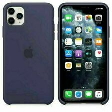 For Apple iPhone 11 Pro Max Silicone Cover Luxury Silicone Phone Back Cover Case