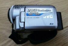 JVC EVERIO GZ-MG20EK CAMCORDER HDD HARD DISC DRIVE DIGITAL VIDEO CAMERA MG20
