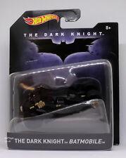Batman El Caballero Oscuro Batimóvil Hot Wheels DIE-CAST 1:50 Escala Modelo del Coche de juguete