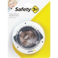 Safety 1st HS162 Secure Mount Deadbolt Lock (Outer Packaging Damaged)